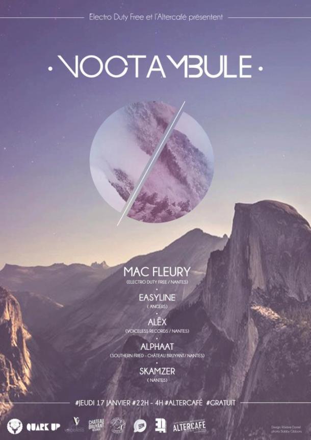NOCTAMBULE 5