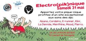 ELECTRO(pik)NIQUE – 3e @ Lac de la roche quiboit