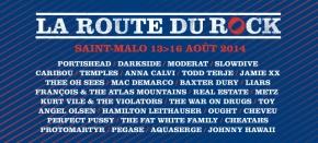 LA ROUTE DU ROCK2014